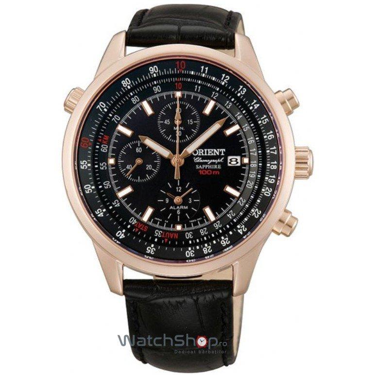 Ceas Orient SPORTY QUARTZ TD09004B Cronograf – Ceasuri barbatesti Orient