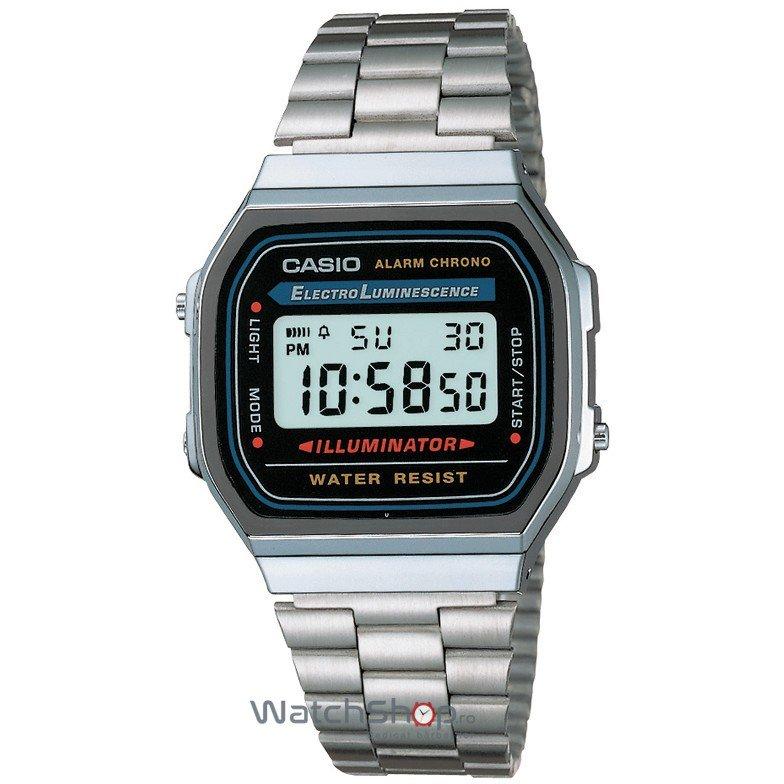 Ceas Casio RETRO A168WA-1YES