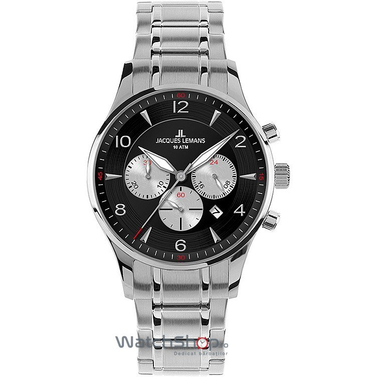 Ceas Jacques Lemans CLASSIC 1-1654I London – Ceasuri barbatesti Jacques Lemans