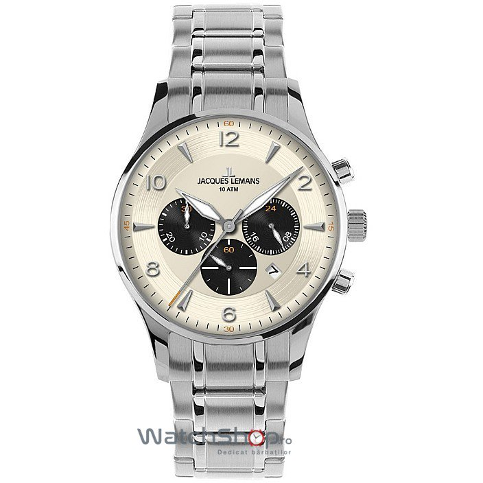 Ceas Jacques Lemans CLASSIC 1-1654M London – Ceasuri barbatesti Jacques Lemans