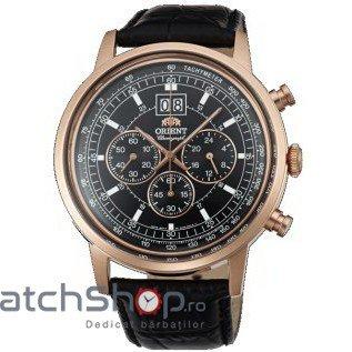 Ceas Orient CLASSIC DESIGN TV02002B Cronograf – Ceasuri barbatesti Orient