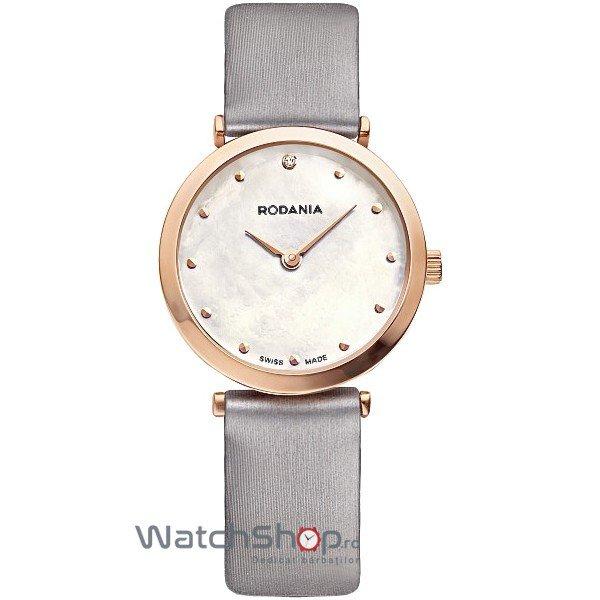 Ceas Rodania ELIOS SILK 25057.32 Chic – Ceasuri de dama Rodania