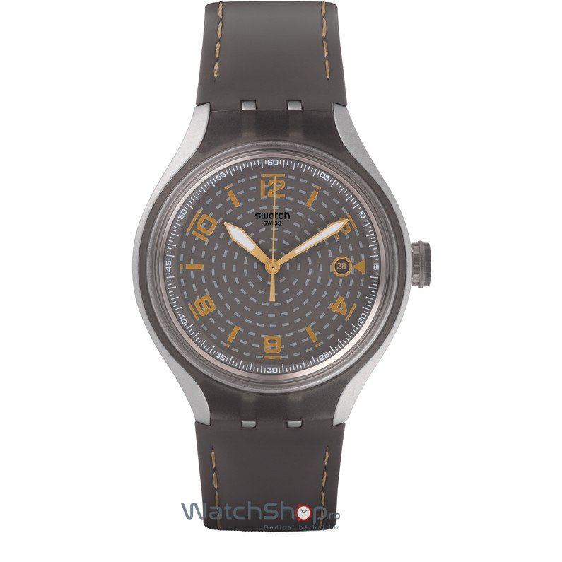 Ceas Swatch IRONY YES4007 Go Smokey