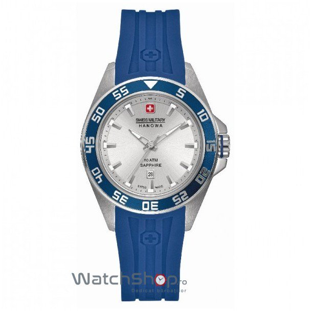 Ceas Swiss Military by HANOWA 6.6221.04.001.03 – Ceasuri de dama Swiss Military
