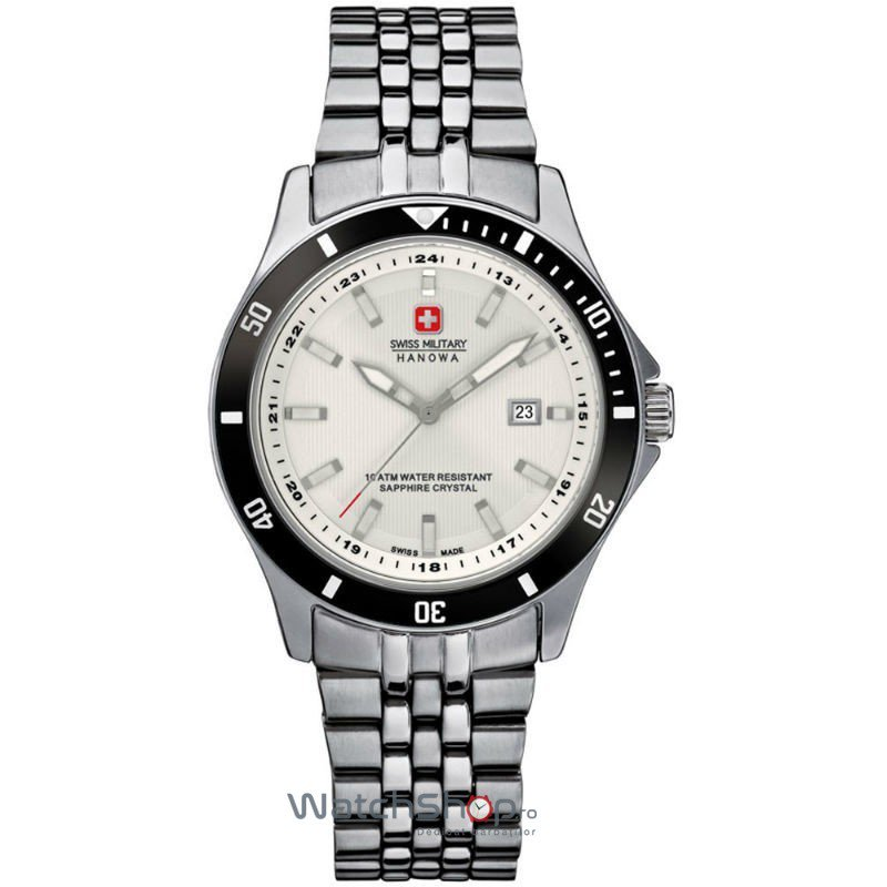 Ceas Swiss Military by HANOWA 06-7161.2.04.001.07 Flagship – Ceasuri de dama Swiss Military