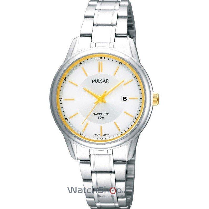 Ceas Pulsar DRESS WOMAN PH7185X1 Classic – Ceasuri de dama Pulsar