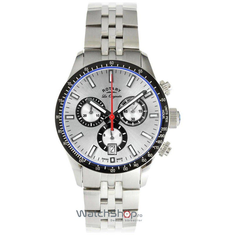 Ceas Rotary LES ORIGINALES GB90151/06 Cronograf – Ceasuri barbatesti Rotary