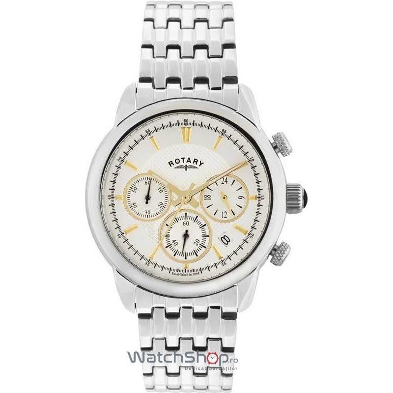 Ceas Rotary MONACO GB02876/02 Cronograf – Ceasuri barbatesti Rotary