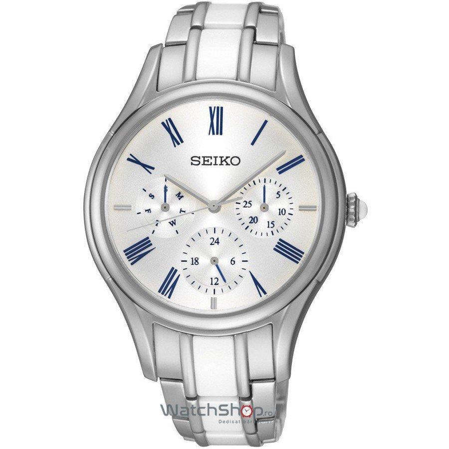 Ceas Seiko CERAMIC SKY721P1 – Ceasuri de dama Seiko