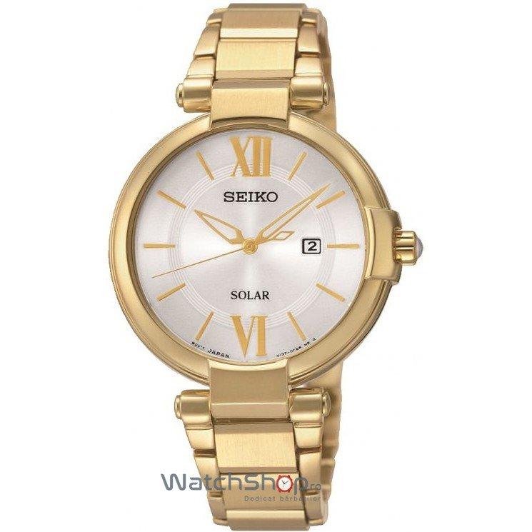 Ceas Seiko SOLAR SUT158P1 – Ceasuri de dama Seiko