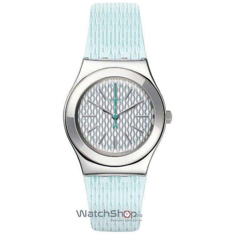 Ceas Swatch IRONY YLS193 Mint Halo – Ceasuri de dama Swatch