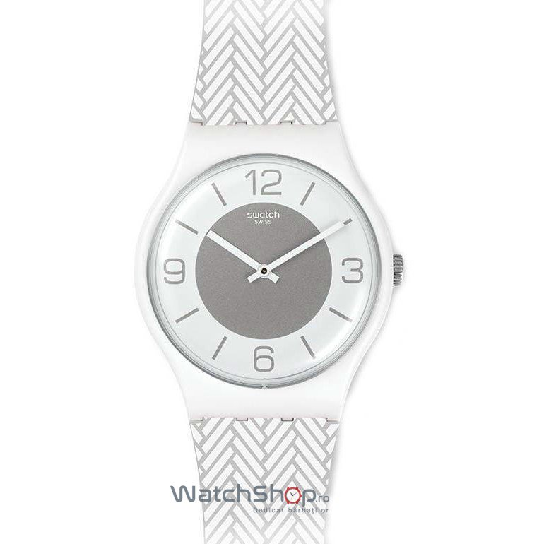 Ceas Swatch ORIGINALS SUOW131 White Glove – Ceasuri barbatesti Swatch