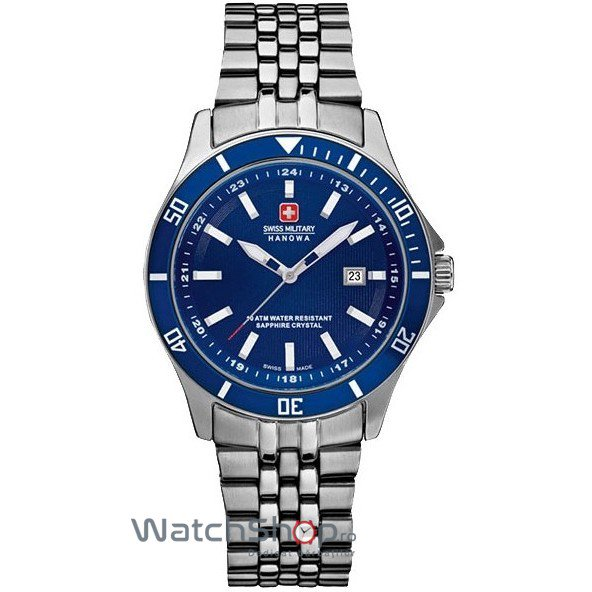 Ceas Swiss Military BY HANOWA 06-7161.2.04.003 Flagship – Ceasuri de dama Swiss Military