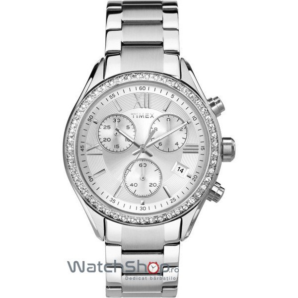 Ceas Timex CHRONO TW2P66800 Miami – Ceasuri de dama Timex