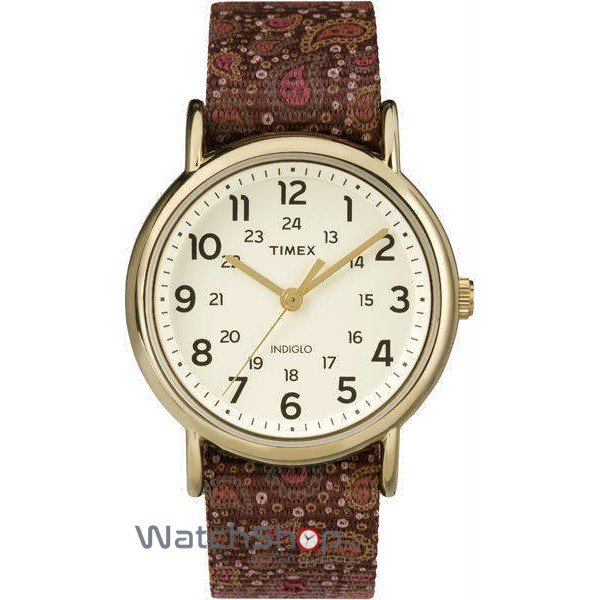 Ceas Timex WEEKENDER TW2P81200 – Ceasuri de dama Timex