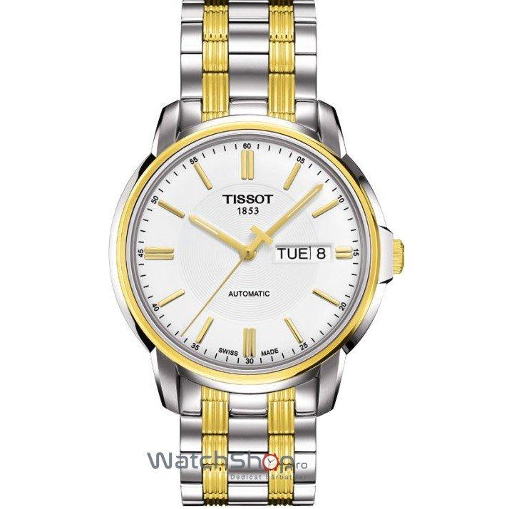 Ceas Tissot T-CLASSIC T065.430.22.031.00 Automatics III – Ceasuri barbatesti Tissot