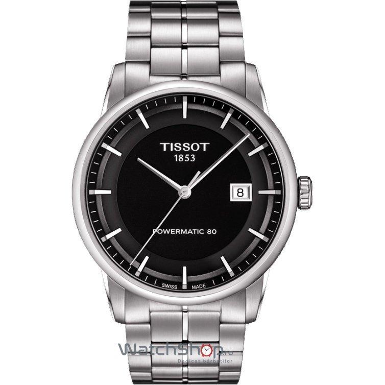 Ceas Tissot T-CLASSIC T086.407.11.051.00 Luxury Automatic – Ceasuri barbatesti Tissot