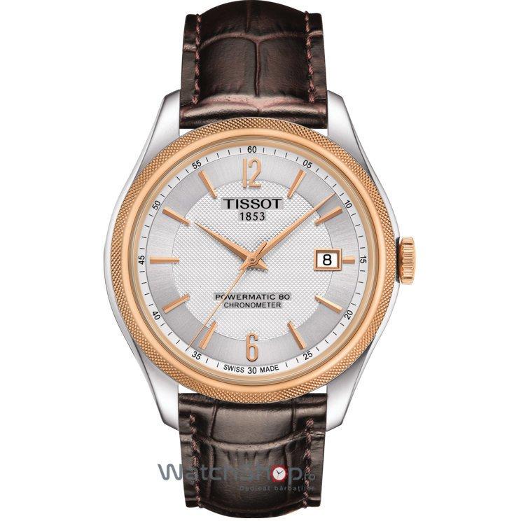 Ceas Tissot T-CLASSIC T108.408.26.037.00 Ballade Powermatic 80 COSC – Ceasuri barbatesti Tissot