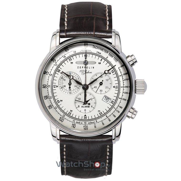 Ceas Zeppelin 100 YEARS 7680-1 Cronograf – Ceasuri barbatesti Zeppelin