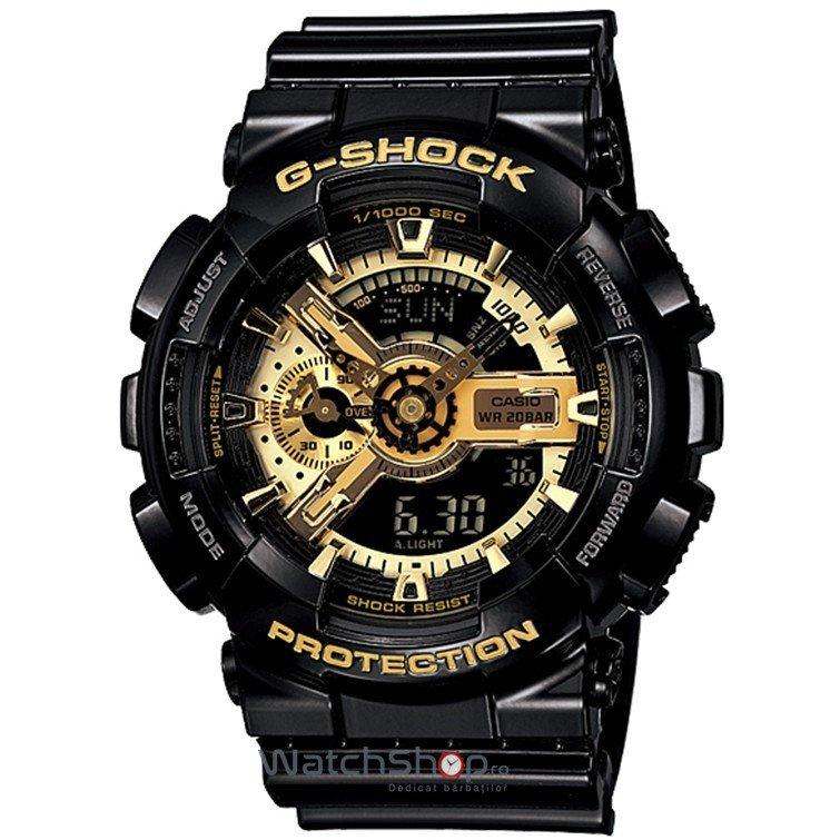Ceas Casio G-SHOCK GA-110GB-1AER Antimagnetic Hyper Colours