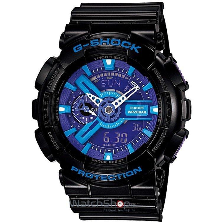 Ceas Casio G-SHOCK GA-110HC-1AER Antimagnetic Hyper Colours – Ceasuri barbatesti Casio