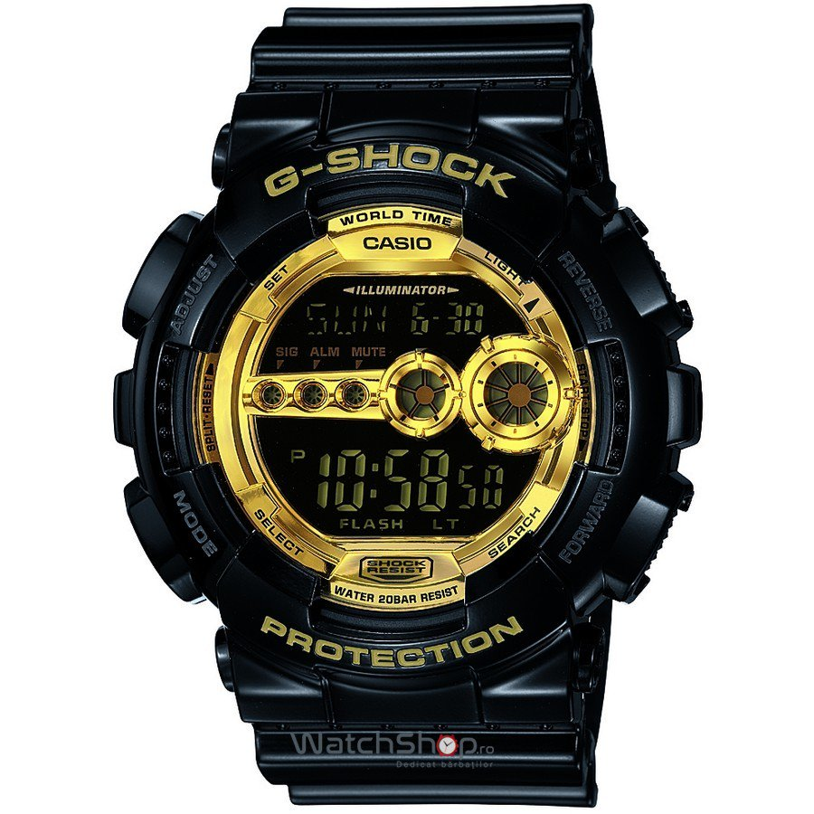 Ceas Casio G-SHOCK GD-100GB-1ER – Ceasuri barbatesti Casio